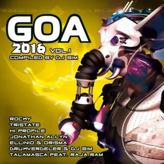VA - Goa (compiled by Dj Bim)