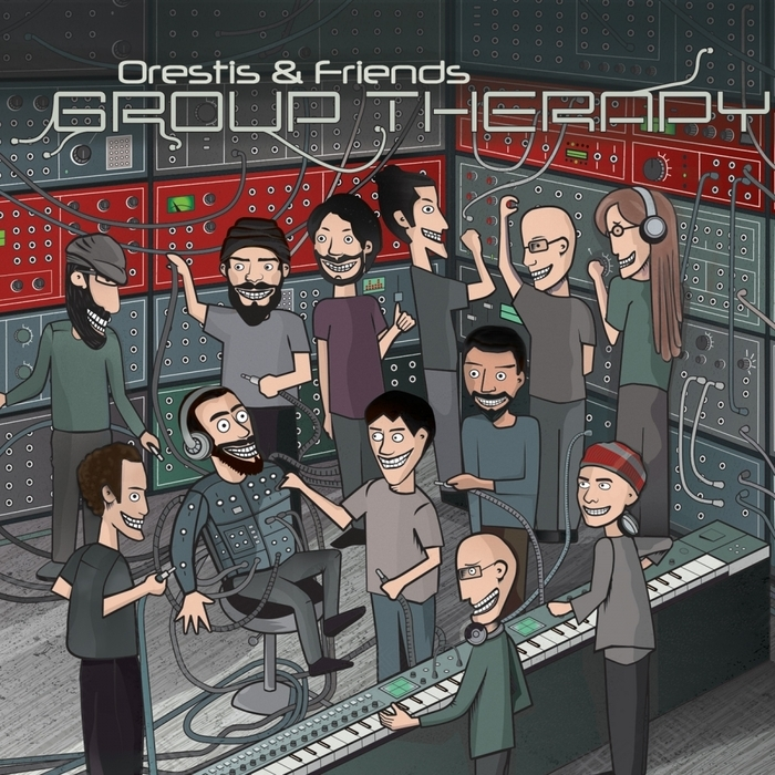 Orestis & Friends - Group Therapy